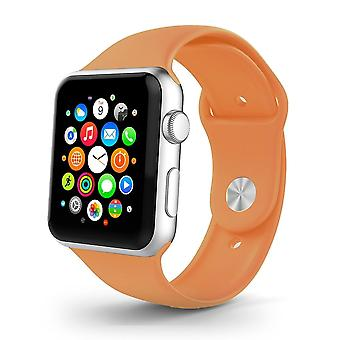 Silicone Strap For Apple Watchband Accessories