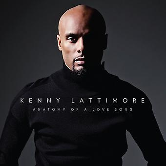 Kenny Lattimore - Anatomy of a Love Song [CD] USA import