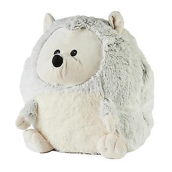 Warmies Supersized Hand Warmer Marshmallow Hedgehog