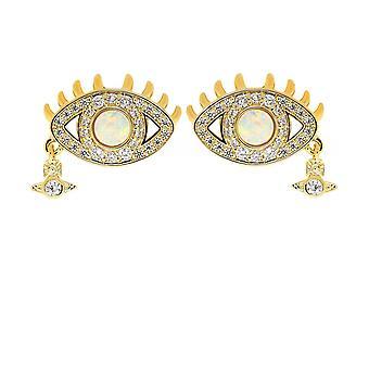 Vivienne Westwood Accessories Rahmona Earrings