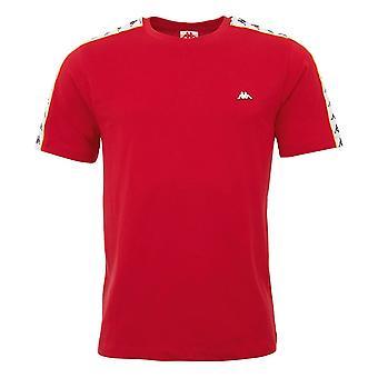 Kappa Hanno 308011191863 t-shirt universale uomo tutto l'anno