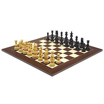 Sotši 2014 Grand Ebony & palisander Chess Set