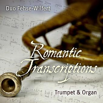 Wagner - Organ & Trumpet / Romantic Transcriptions [CD] USA import