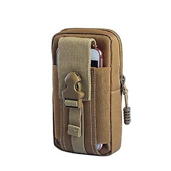 Mini Outdoor Camping Bags, Waterproof Nylon Military Tactical Molle Pouch Waist
