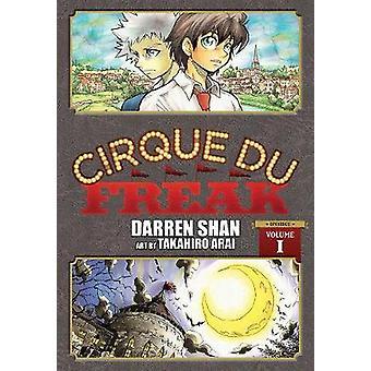 Cirque Du Freak The Manga Vol 1 Omnibus Edition Cirque Du Freak The Manga Omnibus Edition 1
