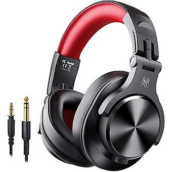 A70 Bluetooth Over Ear Headphones, 50 Hrs Playtime, Studio Headphones