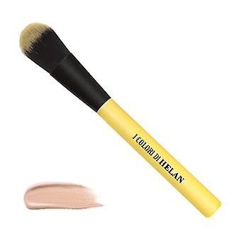 I colori Sunflower brush for liquid foundation 1 unit (Yellow)