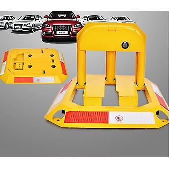 Bloqueur de stationnement de voiture, barrière de stationnement de voiture, poteau manuel de bollard de serrure de stationnement