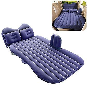Kannettava auton patja taitettava tyynyn ilmasänky puhallettava ilmapumpun retkeilymatkoilla