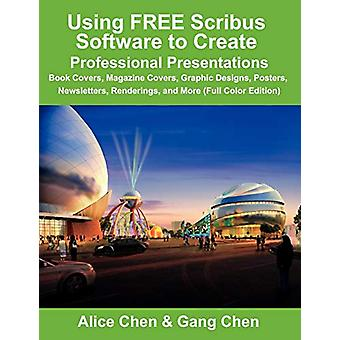 Using FREE Scribus Software to Create Professional Presentations - Boo