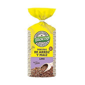Pannkakor av majs och linneris 200 g