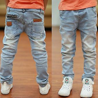 Kids Pants Big Stretch Joker Jeans