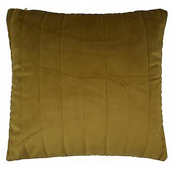 pillow 45 x 45 cm textile curry