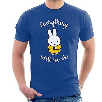 Nijntje Alles Zal Ok Heren's T-Shirt