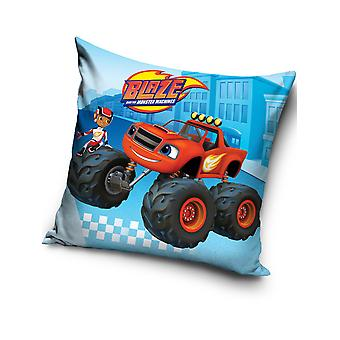 Blaze and the Monster Machines Filled Cushion