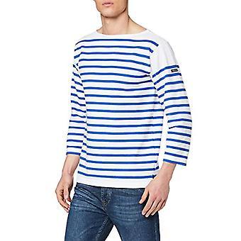 Armor Lux Brest T-Shirt, Multicolor (Balnc/Etoile Dw5), XX-Large (One Size: 2XL) Men's