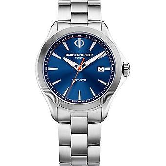 Baume&mercier watch clifton m0a10413