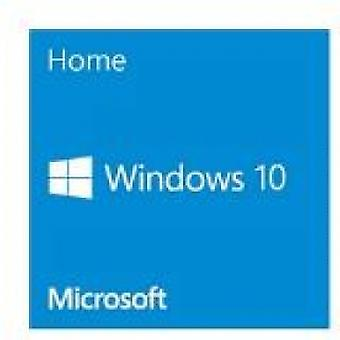 Microsoft Windows 10 Home System Builder OEM DVD 64-bittinen