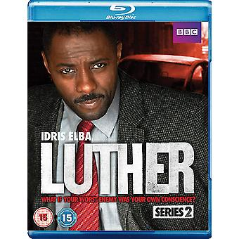 Luther - Series 2 Blu-ray