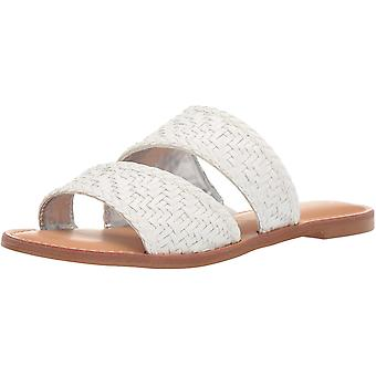 Carlos by Carlos Santana Women's Shoes Holly Fabric Open Toe Casual Slide Sandals