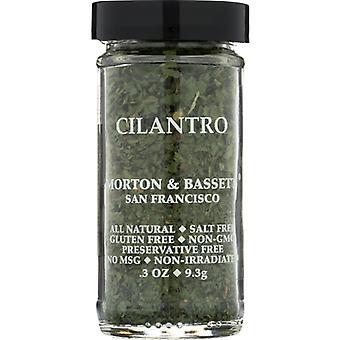 Morton & Bassett Cilantro, Case of 3 X 0.3 Oz