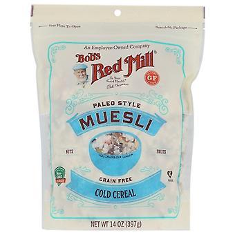 Bobs Red Mill Cereal Muesli Paleo, Case of 4 X 14 Oz