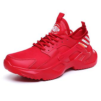 Men's outsole fashion running sneakers 1EG79 Red