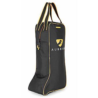 Aubrion Logo Boot Bag