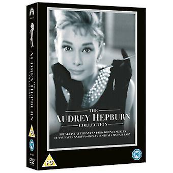 The Ultimate Audrey Hepburn Collection DVD (2011) Audrey Hepburn Edwards (DIR) Region 2