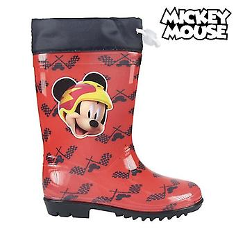 Children's Water Boots Mickey Mouse 73486 Red