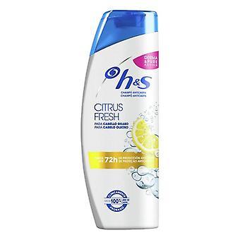 Anti-dandruff Shampoo Citrus Fresh Head & Shoulders (340 ml)