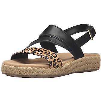Aerosoles Women's Globetrotter Espadrille Wedge Sandal