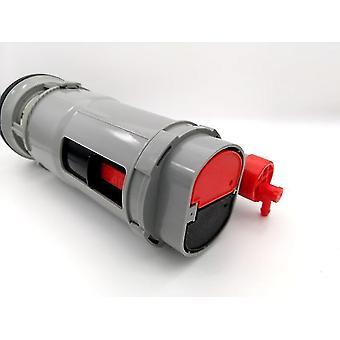 Kit de réparation de chasse d'eau de toilette Bouton-poussoir à double valve - Convient pour une seule pièce