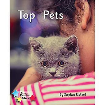 Top Pets (Reading Stars)