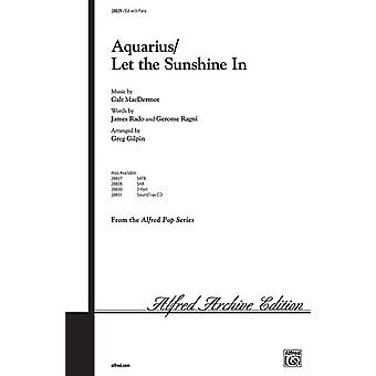 Aquarius/Let the Sunshine In SSA