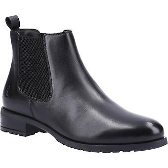Hush Puppies Donne/Ladies Sammie Leather Chelsea Boots