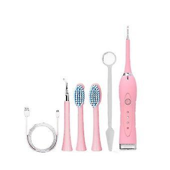 Sähköinen laskenta poistaja hampaat valkaisu puhdistus tartar kaavin hammas kiillotus tahran pyyhekumi korkea