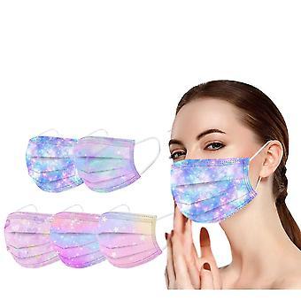 Voksen engangs ansigtsmaske 50pcs