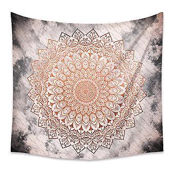 Bohemian Mandala Vegg Tapet Kaste Hengende Tepper Plakat Dekaler Hjem Dekor