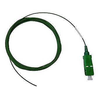 Optical Fiber Pigtail SC/APC Connector G.657A2 Fibre Optics 2m Long
