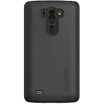 Incipio DualPro Shock Absorbing Case for LG G Vista VS880 - Black/Black