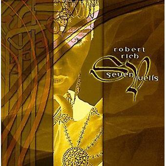 Robert Rich - Seven Veils [CD] USA import