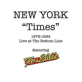 Flo & Eddie - New York Times [CD] USA import