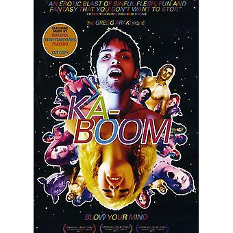 Kaboom [DVD] USA import