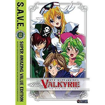 Ufo Ultramaiden Valkyrie: Seasons 3-4 S a V E [DVD] USA import