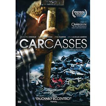 Carcasses [DVD] USA import