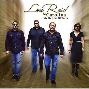 Lou Reid & Carolina - My Own Set of Rules [CD] USA import