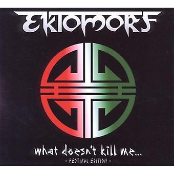 Ektomorf - What Doesn't Kill Me [CD] USA import