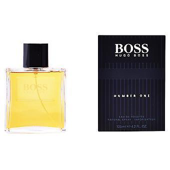 Hugo Boss-boss número uno Edt Spray 125 Ml para hombres