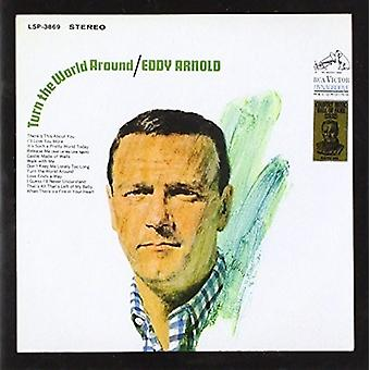 Eddy Arnold - Turn the World Around [CD] USA import